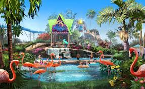 Seaworld Orlando Park Map by Aquatica San Diego Announced Opening Spring 2013 Inside