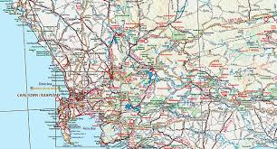 map paper tracks4africa paper maps