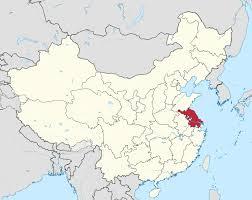 Map Of China With Cities by Jiangsu Wikipedia