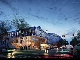 seattle opera on behance architecture renderings pinterest