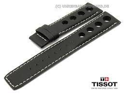 tissot bracelet leather images Replacement watch strap tissot prs 516 20mm leather for t91 1 417 31 jpg