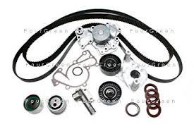 hyundai tucson timing belt amazon com oem timing v belt water auto tensioner for