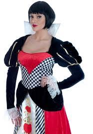 Queen Hearts Size Halloween Costume Queen Hearts Costume 2644 Size Queen Hearts Fancy