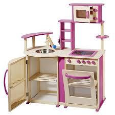 howa küche howa spielküche kinderküche aus holz natur pink 4813 eur 129 95