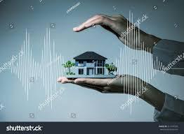 earthquake resistant house design concept stock photo 511241599