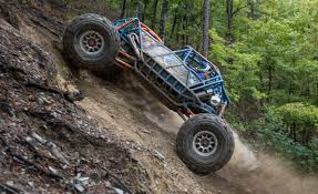 nomad off road car southern rock racing demonstrates why crawling is for babies
