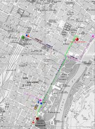 City Map Of Torino Turin by Detailed City Map Of Turin Street Map