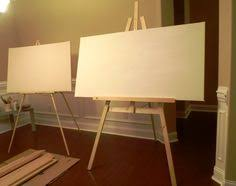 Cheap Art Desk by Lazy Liz On Less Build A Cheap Quick And Easy Artist Easel