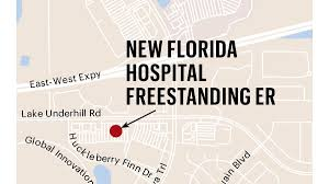 florida hospital eyes waterford lakes for new er 100 jobs