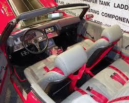 1970 Chevelle Interior Kit John Wargo Of The Custom Shop Brings Spectre Equipped Red One Ss