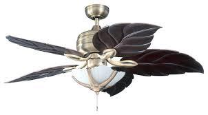 leaf ceiling fan with light 52 inch ceiling fan with light ceiling fans with leaf blades