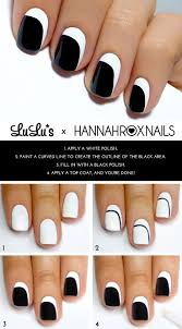 1163 best french half moon ruffian nail art images on pinterest
