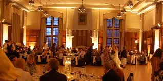 Wedding Halls In Michigan Michigan Union University Of Michigan Weddings