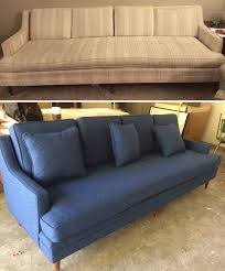 Midcentury Modern Sofas - midmodmich mid century living in michigan recovering midcentury