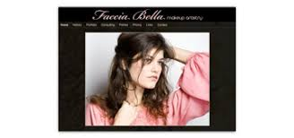 websites for makeup artists makeup artist web templates makeup vidalondon