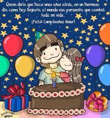 imagenes romanticas de cumpleaños para mi novia imágenes de cumpleaños para dedicar al novio ツ tarjetas de feliz
