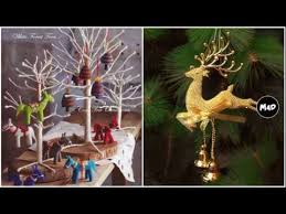 decorations to make tree with decorations