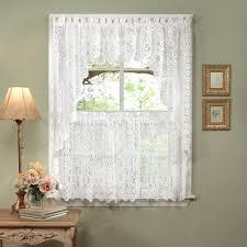 24 Inch Kitchen Curtains Decoration Small Kitchen Curtains Valance Designs 36 Tier