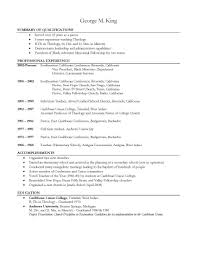 Resume Job Description For Server by Secretary Resume Responsibilities Free Resume Example And