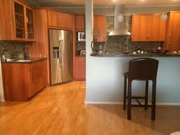 what color wood floor looks with cherry cabinets need help picking floors that go with cherry cabinets