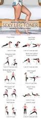 Is Working Out Before Bed Bad 189 Best Fitness Legs Images On Pinterest Before Bed Workout