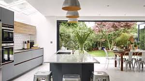 open house an extended family kitchen in a 1930s home in london