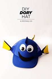 diy finding dory hat easy costumes walt disney and cosplay