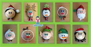 yanny s crafts esferas navideñas creación original navidad