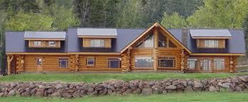 log home and log cabin floor plans pioneer log homes of bc