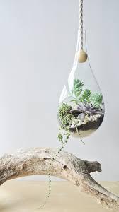 modern dewdrop hanging planter planter diy home decor gift