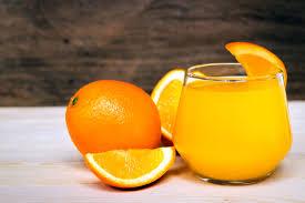 orange and banana fuzzy navel
