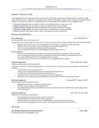 Administrative Assistant Resumes Samples by Sample Resume Admin Executive Example Administrative Assistant