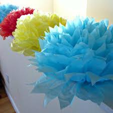 diy handmade tissue paper flowers tutorial 2 for 1 00 make