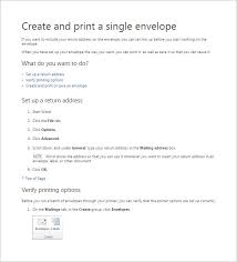how to create an envelope templates in word psd u2013 10 free online