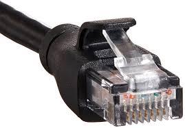 amazon com amazonbasics rj45 cat 6 ethernet patch cable 10 feet