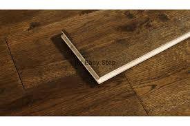 18mm Laminate Flooring Handscraped Symphonia Sculpted Coffee Oak Solid Wood Flooring