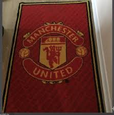Manchester United Bed Linen - manchester united curtains and rug in plymouth devon gumtree