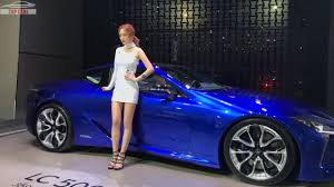 lexus lc500h weight top cars new 2018 lexus lc 500h at seoul motor show 2017 youtube