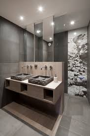 public wc public bathroom interior wooden bathroom cabinets public wc public bathroom interior wooden bathroom cabinets stone wall modern bathroom