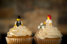 20 decoraciones de cupcakes para bodas que querrás tener en la