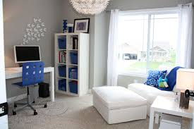 home office wall decor ideas in blue walls minimalist desk cool phenomenal blue home office decorating inexpensive blue home office
