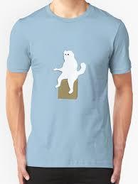 Tshirt Meme - cartoon persische katze zimmer w磴chter meme t shirts co von