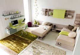 Schlafzimmer Venezia Moderne Kind Schlafzimmer Mit Wandschrank Gelb Und Ulme Finish