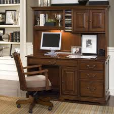 Computer Desk With Hutch Riverside Cantata 58 Inch Computer Desk And Hutch Hayneedle