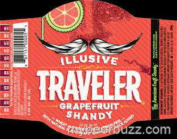 travelers beer images Illusive traveler grapefruit ale alcohol the traveler beer co jpg