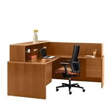 L Shaped Reception Desk 10700 Series L Shaped Reception Desk By Hon Smart Furniture