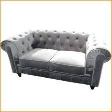 canapé hanjel canapé chesterfield tissu améliorer la première impression