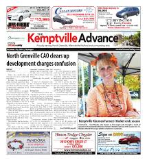 kemptville101614 by metroland east kemptville advance issuu