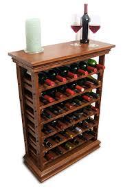 wood wine racks and custom racking for wine cellars