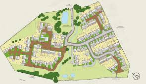 interactive site map woodlands horsforth vale redrow